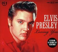 Cover Elvis Presley - Loving You [3CD]